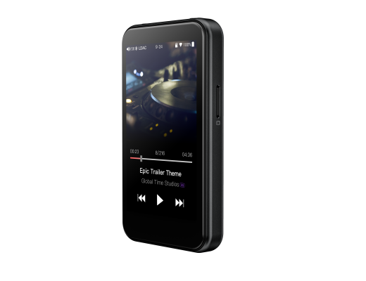 FiiO M6 Lettore Musicale Portatile ad Alta Risoluzione Airplay Bluetooth