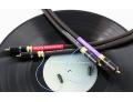 Tellurium Q Black Diamond Turntable RCA Cavo analogico per giradischi 1m [b-Stock]