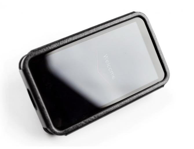 FiiO C-M6 Leather Case for Portable Player FiiO M6
