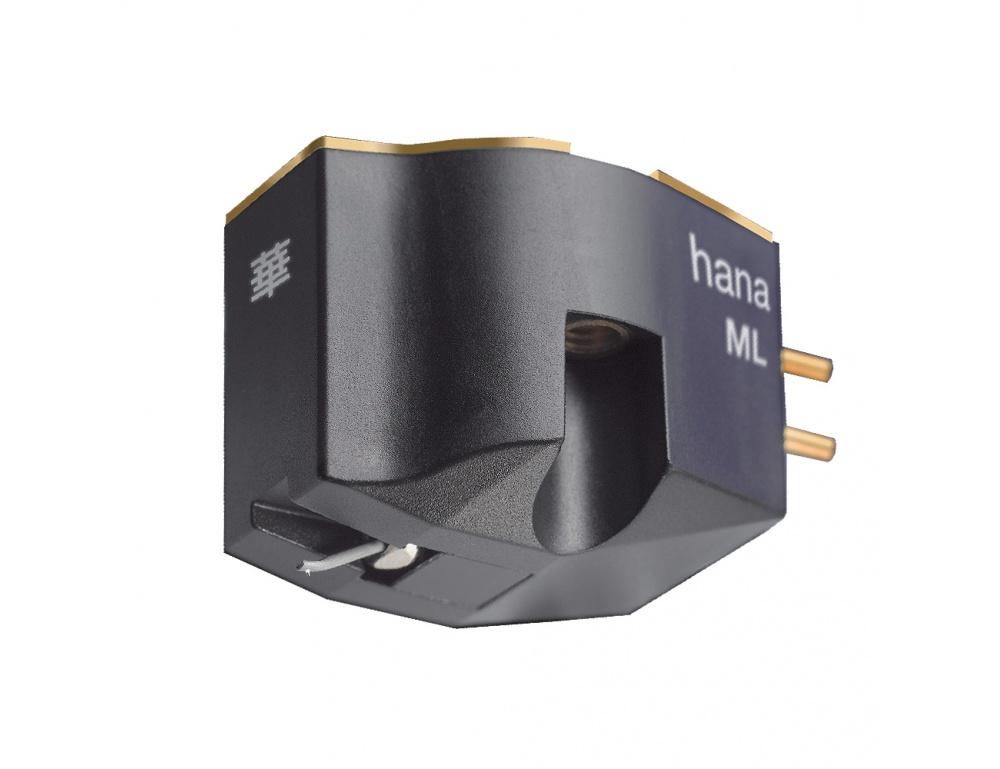 HANA ML MC Cartridge Nude Diamond Microline stylus : Low