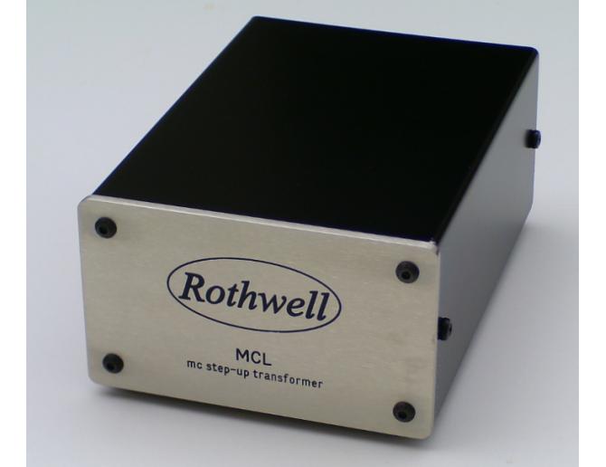 Rothwell MCL Lundahl Step-Up Phono