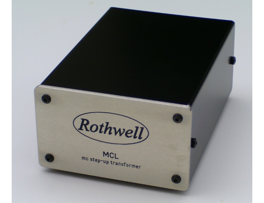 Rothwell MCL Lundahl Step-Up Phono