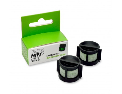 Flux Hi-Fi VINYL-TURBO replacement filter (Set of 2)