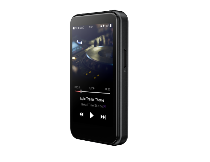 FiiO M6 Smart Portable High-Res Digital Music Player