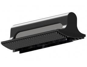 Flux Hi-Fi Vinyl-Brush Velvet Carbon brush to clean surface of vinyls