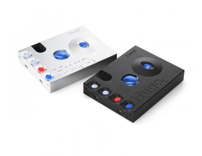 CHORD Hugo2 DAC/Headphone Amplifier