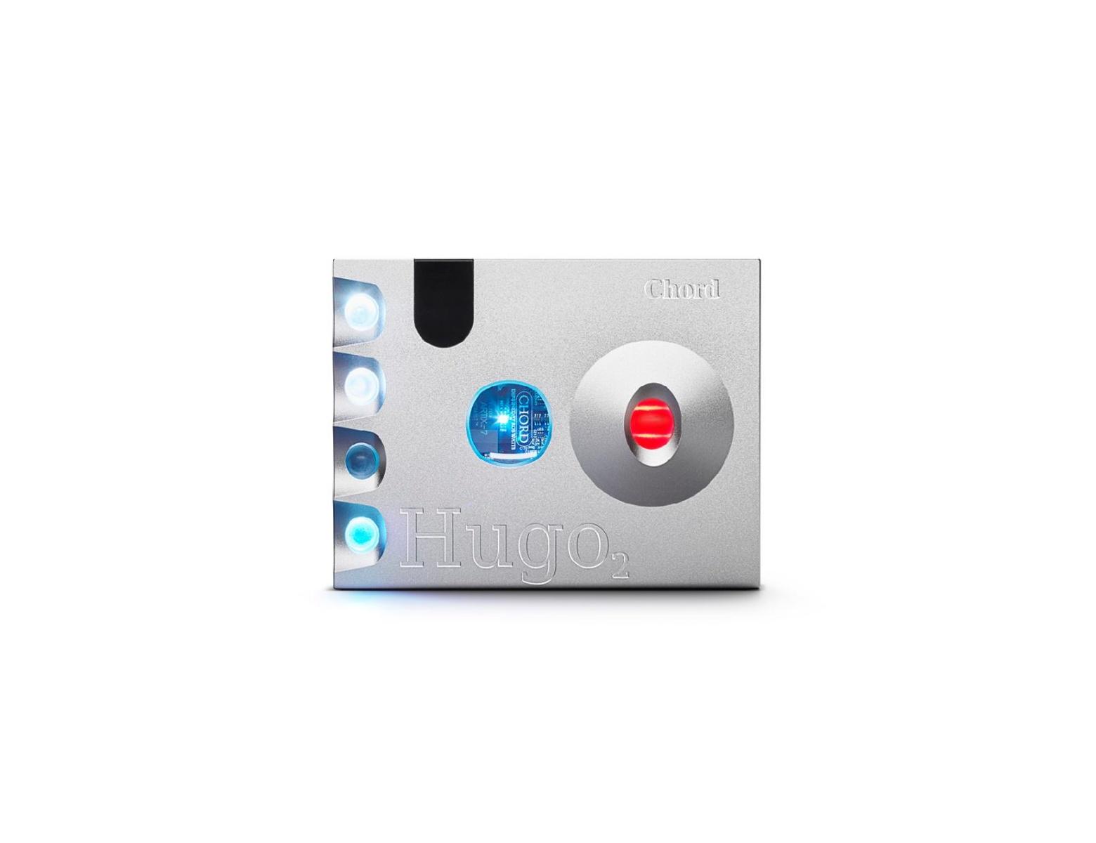 Chord Hugo2 Portable DAC & Headphone Amplifier