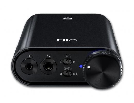 FiiO K3 DAC USB-C con Amplificatore per Cuffie Desktop [b-Stock]