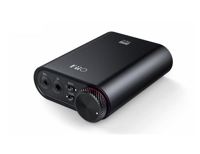 FiiO K3 USB Docking Headphone amplifier