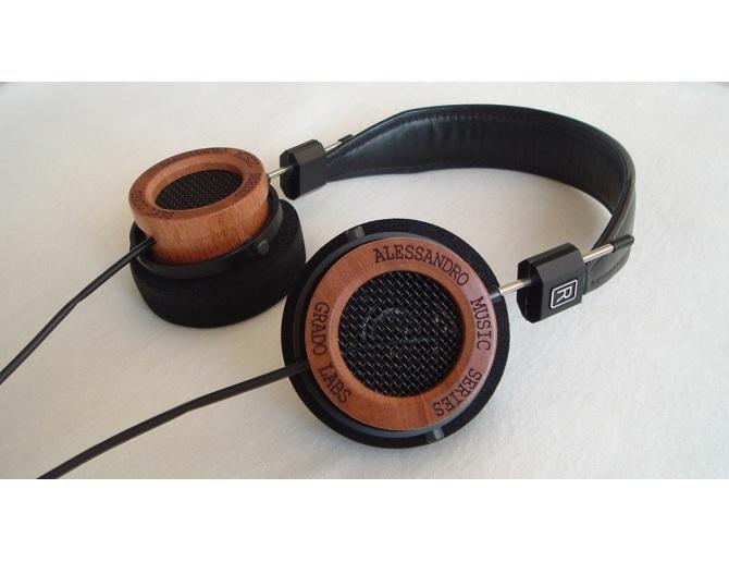 Alessandro Grado Music Series MS-PRO(e) Headphones [b-Stock]