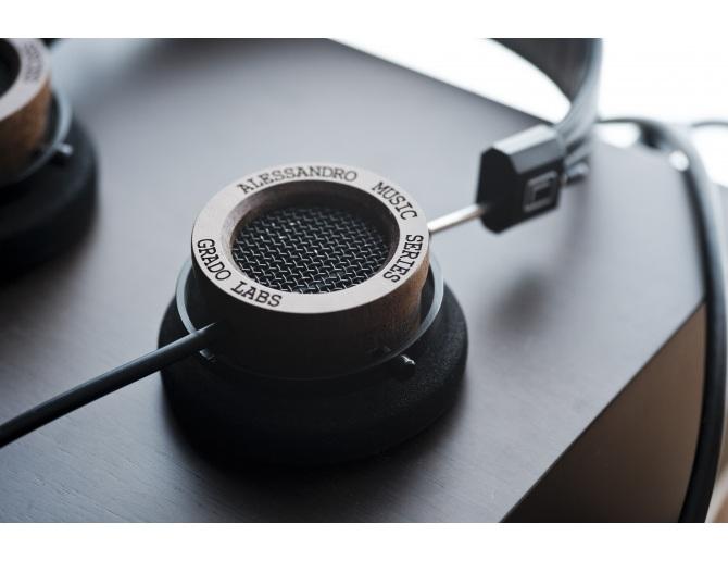 Alessandro Grado Music Series MS-PRO(e) Headphones