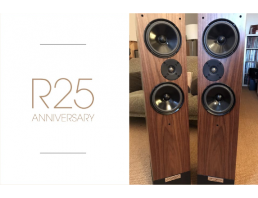 Living Voice Auditorium R25 Anniversary Loudspeakers Pair
