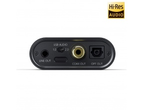 FiiO K3 Desktop USB-C DAC with Headphone amplifier