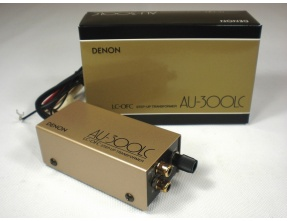 Denon AU-300LC Step-Up Transformer [2nd hand]