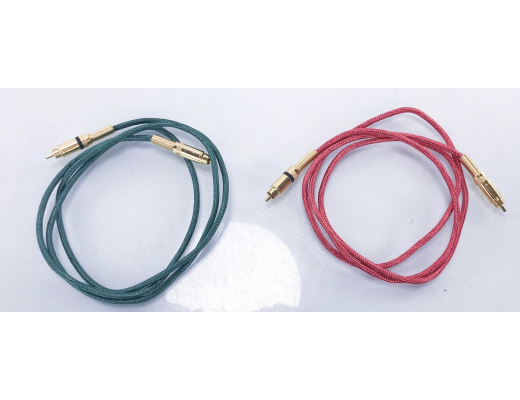 Audio Tekne ARC 500 Coppia di cavi RCA 1m [usato]