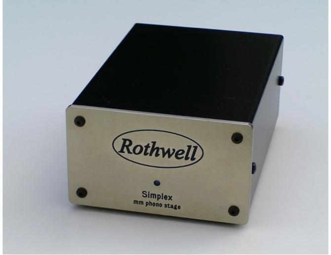 Rothwell Simplex MM Phonostage [b-Stock]