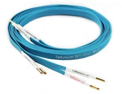 Tellurium Q Ultra Blue Speaker Cables