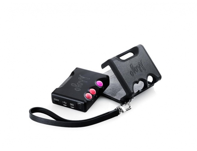 Mojo Hard Case - Chord Mojo Leather Case