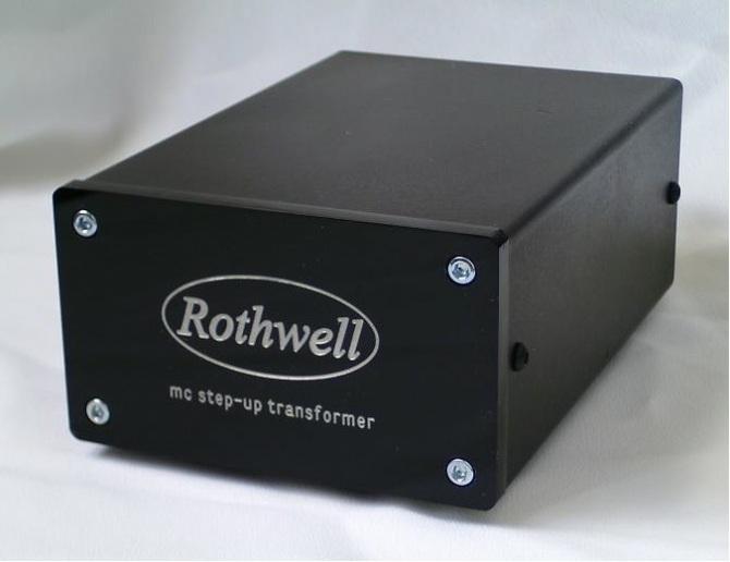 Rothwell MC-1 Step-Up Transformer Pre-Pre Phono MC