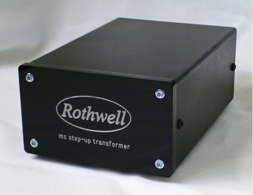 Rothwell MC1 Moving Coil Step-Up Transformer 280 Ohm