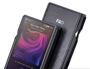 FiiO SK-M11 Leatherette Case for FiiO Player M11