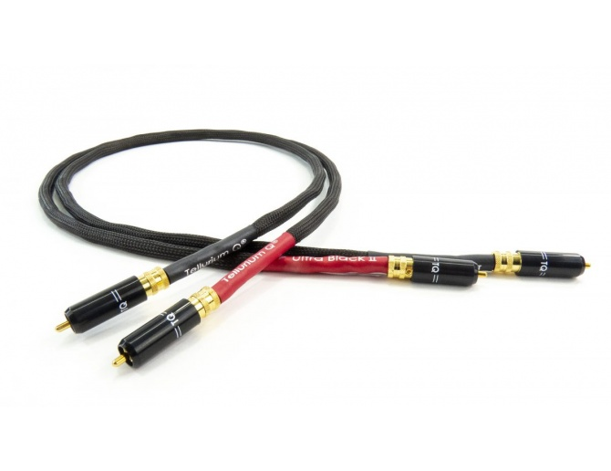 Tellurium Q Ultra Black II RCA Interconnects