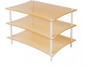 Quadraspire Q4EVO Three Shelves Hi-Fi Rack [b-Stock]
