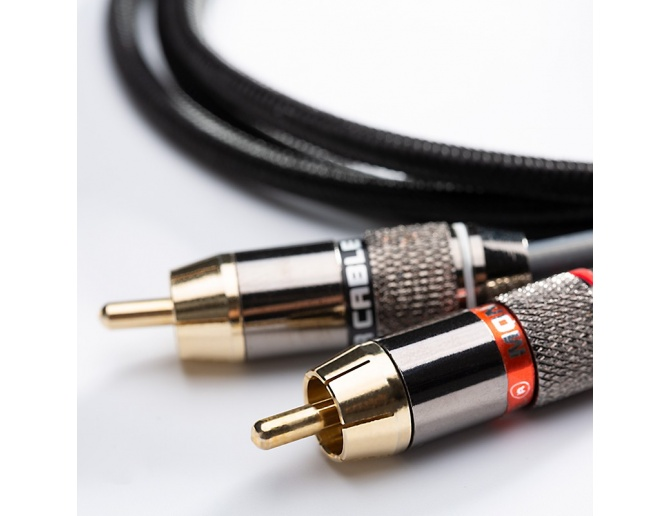 HiFiMAN Balanced Headphone Cable RCA 4.4mm