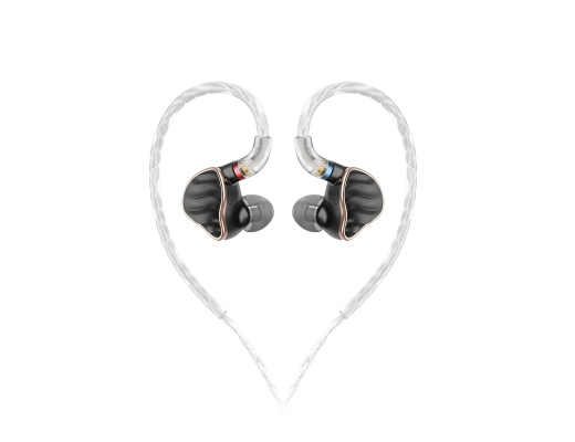 FiiO FH7 Auricolari In-Ear 5-Driver (1DD+4BA) Ibrido Knowles + DIY Filtri Sonori