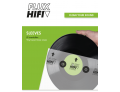 Flux Hi-Fi High-Quality Antistatic Record Sleeves (Set of 50)