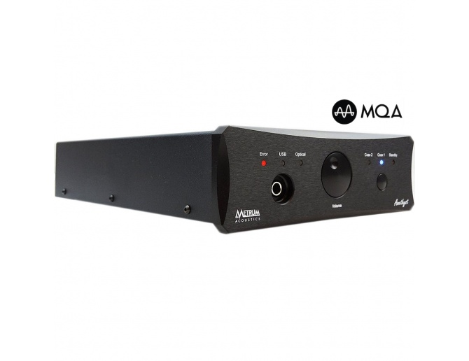 Metrum Acoustics Amethyst DAC +USB +HeadAmp