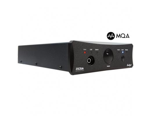 Metrum Acoustics Amethyst DAC MQA + USB + HeadAmp