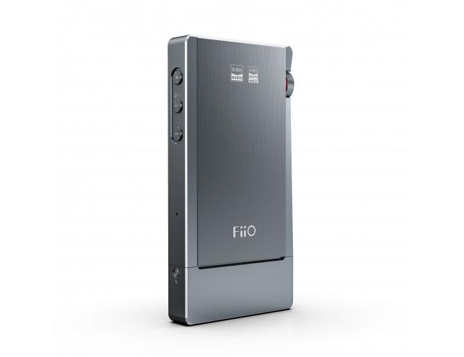 FiiO Q5S DAC portatile con Amplificatore per Cuffie Bluetooth e DSD