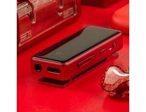 FiiO BTR3 RED Portable High-Fidelity Bluetooth Amplifier