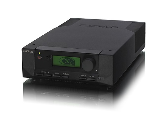Cyrus Audio 8² QXR DAC + Amplifier [b-Stock]