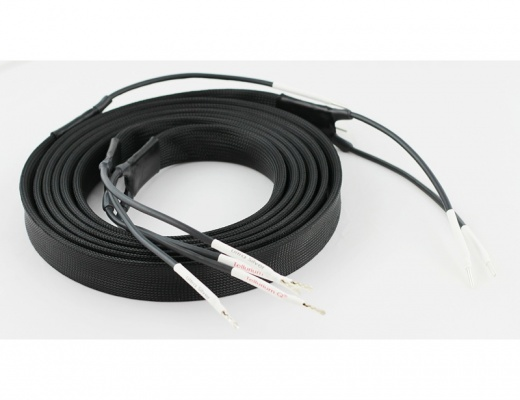 Tellurium Q Ultra Silver Speaker Cables [b-stock]
