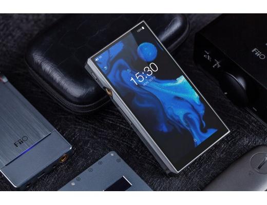 FiiO M11 Pro Stainless-Steel Edizione Limitata Lettore Musicale ad Alta Risoluzione Smart