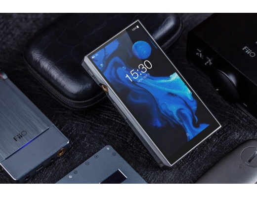 FiiO M11 Pro Stainless-Steel Limited Edition Smart High-Res Music Player
