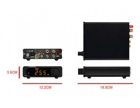 Topping MX3 DAC Amplificatore Digitale con bluetooth