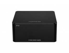 Topping P50 Low Noise Linear Power Supply for Topping D50/D50s/DX3 Pro/D30
