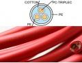 Acoustic Revive AC-TripleC 4800 Power Cable (1.5m cut-sales)