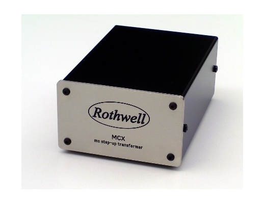 Rothwell MCX Lundahl Phono Step-Up Transformer [b-stock]
