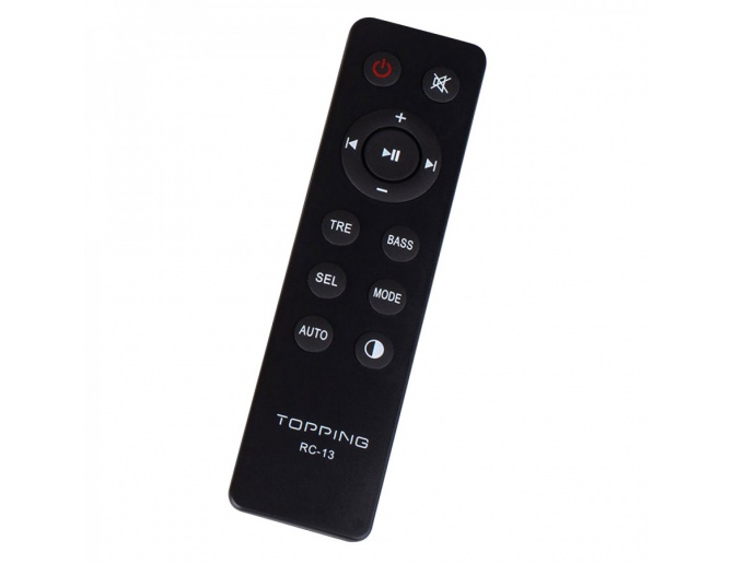 Topping MX3 Class D Amp with DAC, Bluetooth receiver Headphone output Remote