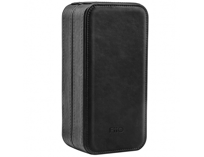 Fiio HB4 High Quality Leather Durable Storage Box for FiiO HiFi Earphones & Cables & player