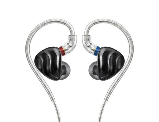FiiO FH3 In-Ear Monitor IEM Dynamic Triple Driver Hybrid