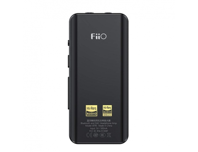 FiiO BTR5 Portable High-Fidelity Bluetooth Amplifier
