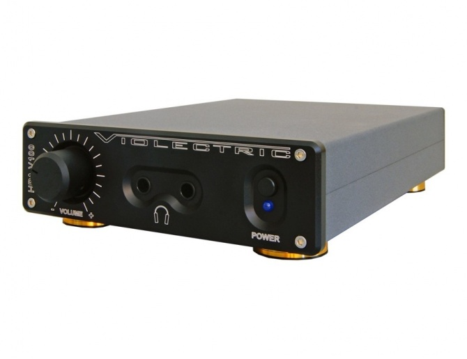 Violectric HPA V100 Headphone Amplifier [2nd hand]