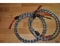 WireWorld Equinox 7 Speaker Cables 2.5m Silver Bananas [2nd hand]