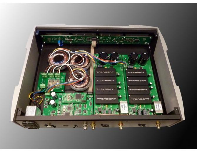 Metrum Acoustics Pavane non-oversampling 24/192 DAC +USB