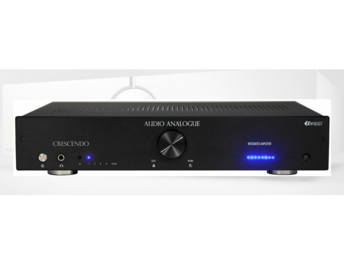 Audio Analogue Crescendo Integrated Amplifier [2nd hand]